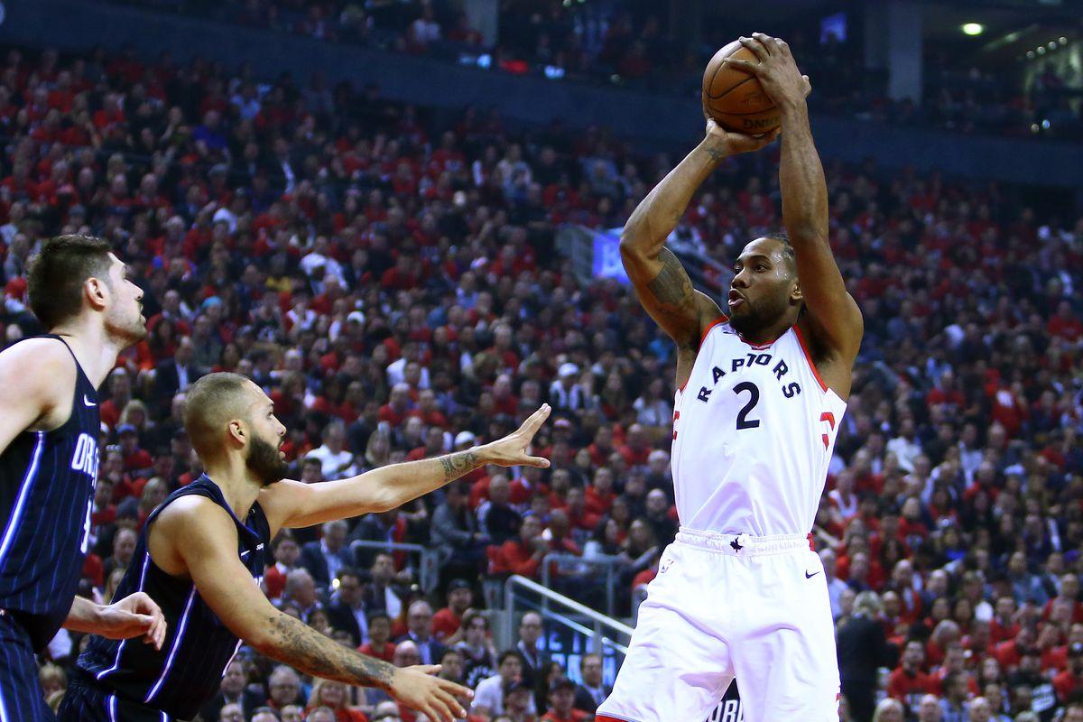 Five thoughts Game 2 recap: Toronto Raptors 111, Orlando Magic 82, Kawhi Leonard
