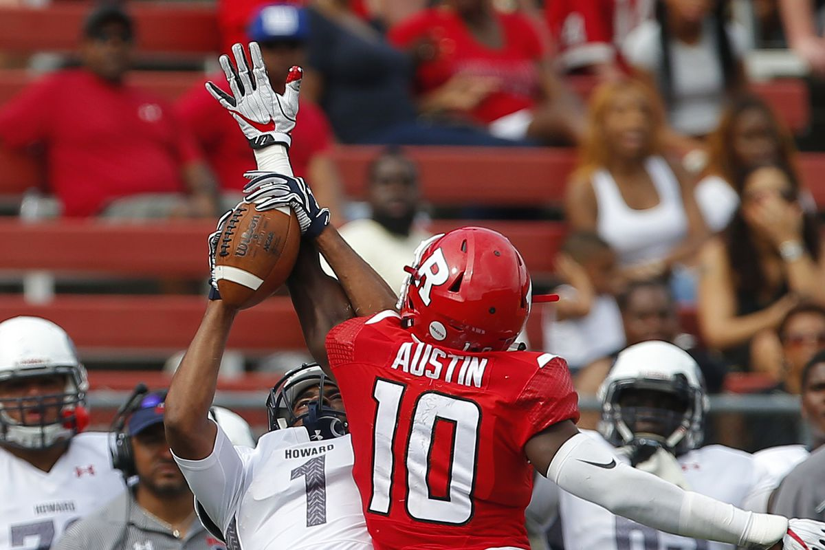 huge discount 93852 e57d4 Scouting Jets sixth round pick Blessuan Austin - Gang Green ...