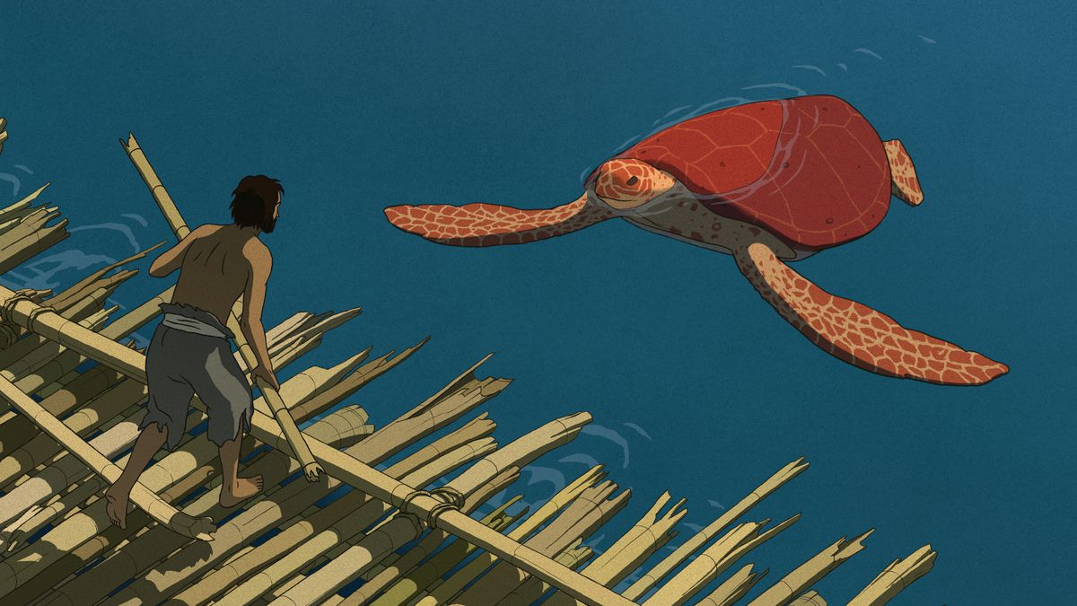 The Red Turtle is coming in January.