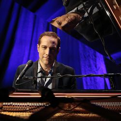 Now on his 21st Christmas tour, pianist Jim Brickman will perform at Abravanel Hall Thursday, Dec. 28.