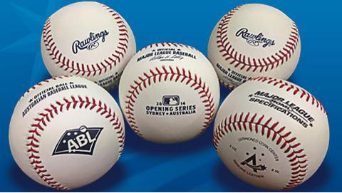 australian baseballs
