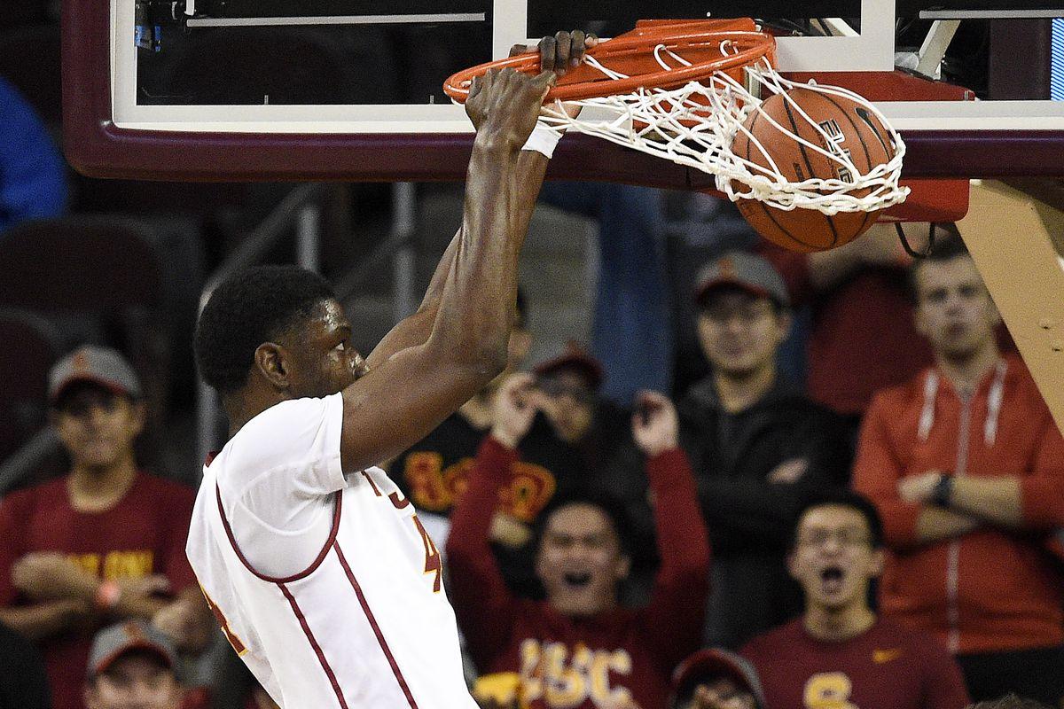 NCAA Basketball: Arizona State at Southern California