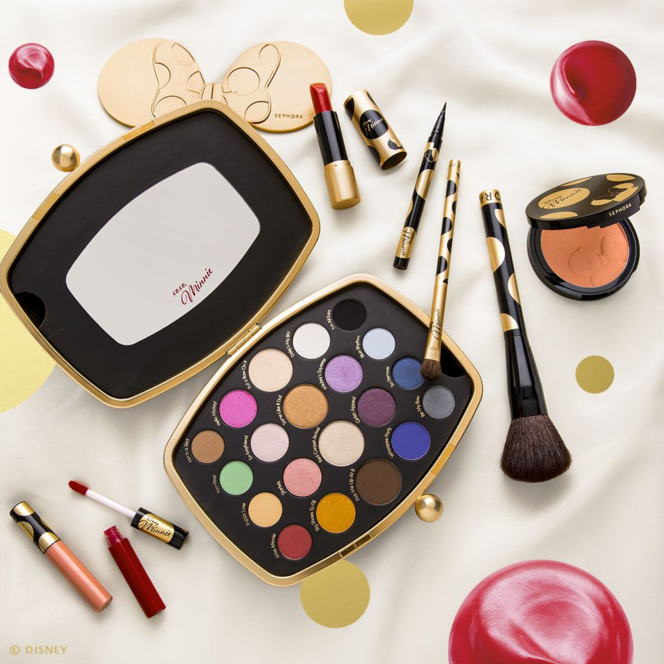 Minnie Mouse Sephora Collab