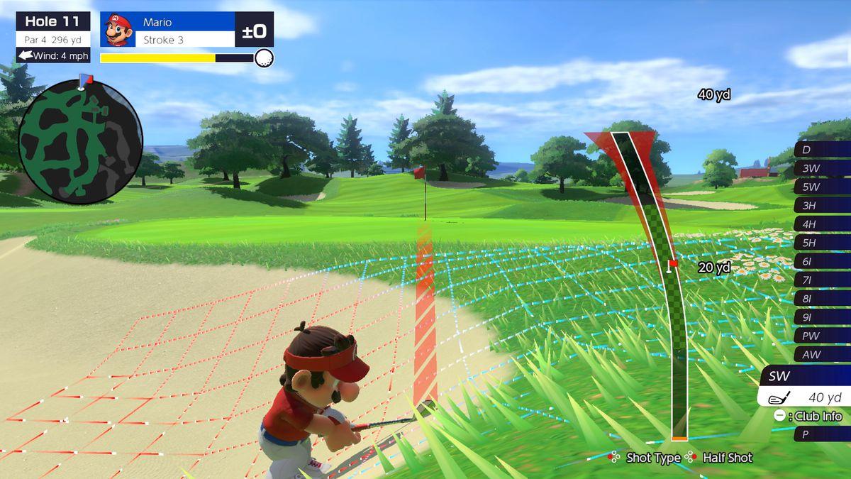 download mario golf super rush apk