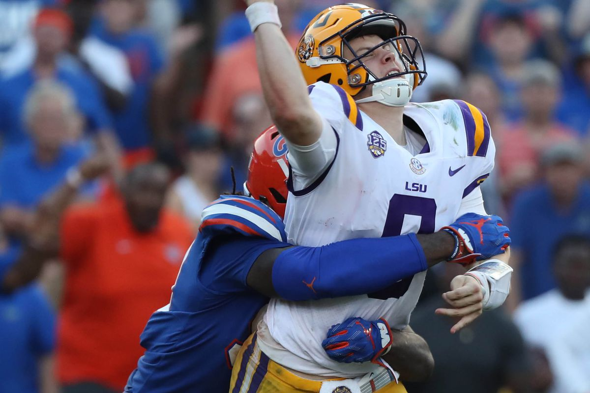 13000765d Scouting The 2019 NFL Draft  Week 9 Scouting Guide - Gang Green Nation