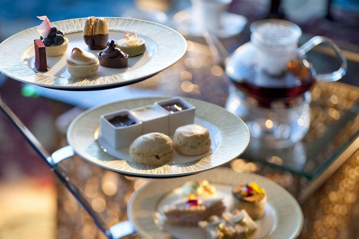 High Tea Tips : Five restaurants to try for afternoon tea this weekend in las