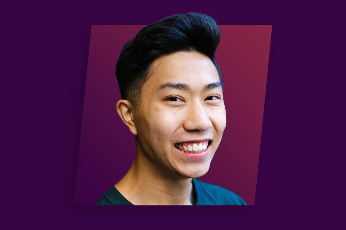 headshot of Alex Cheung