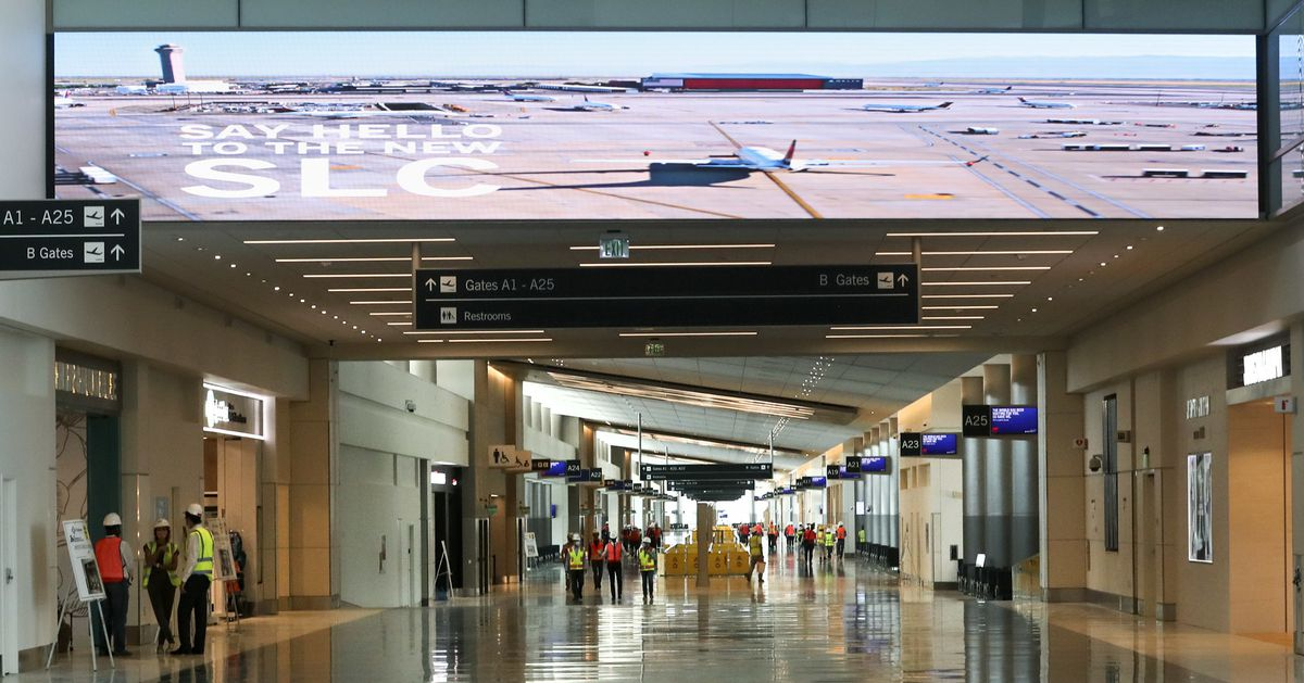 Guest Opinion New Slc Airport Saved Millions Of Dollars