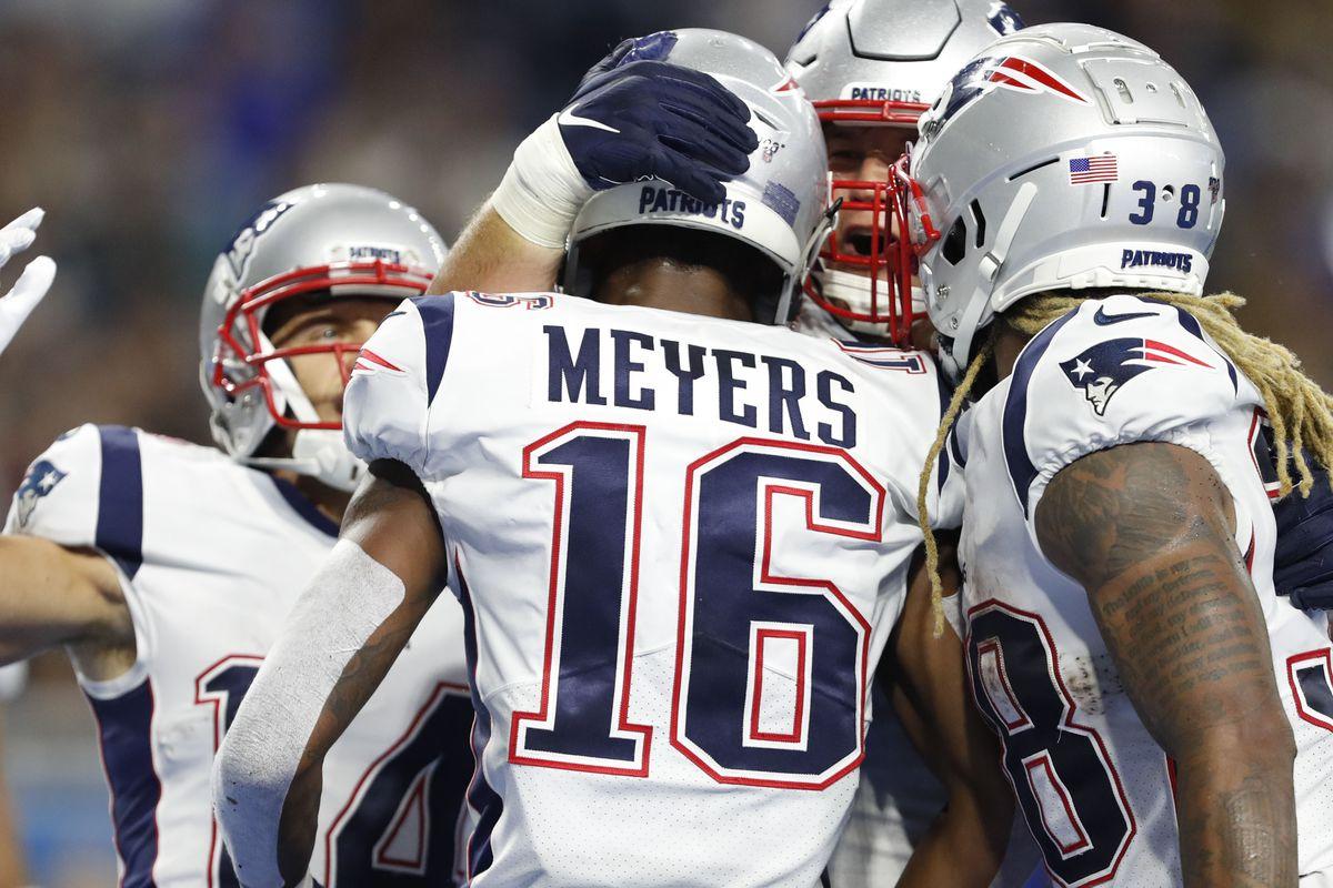 NFL: Preseason-New England Patriots at Detroit Lions