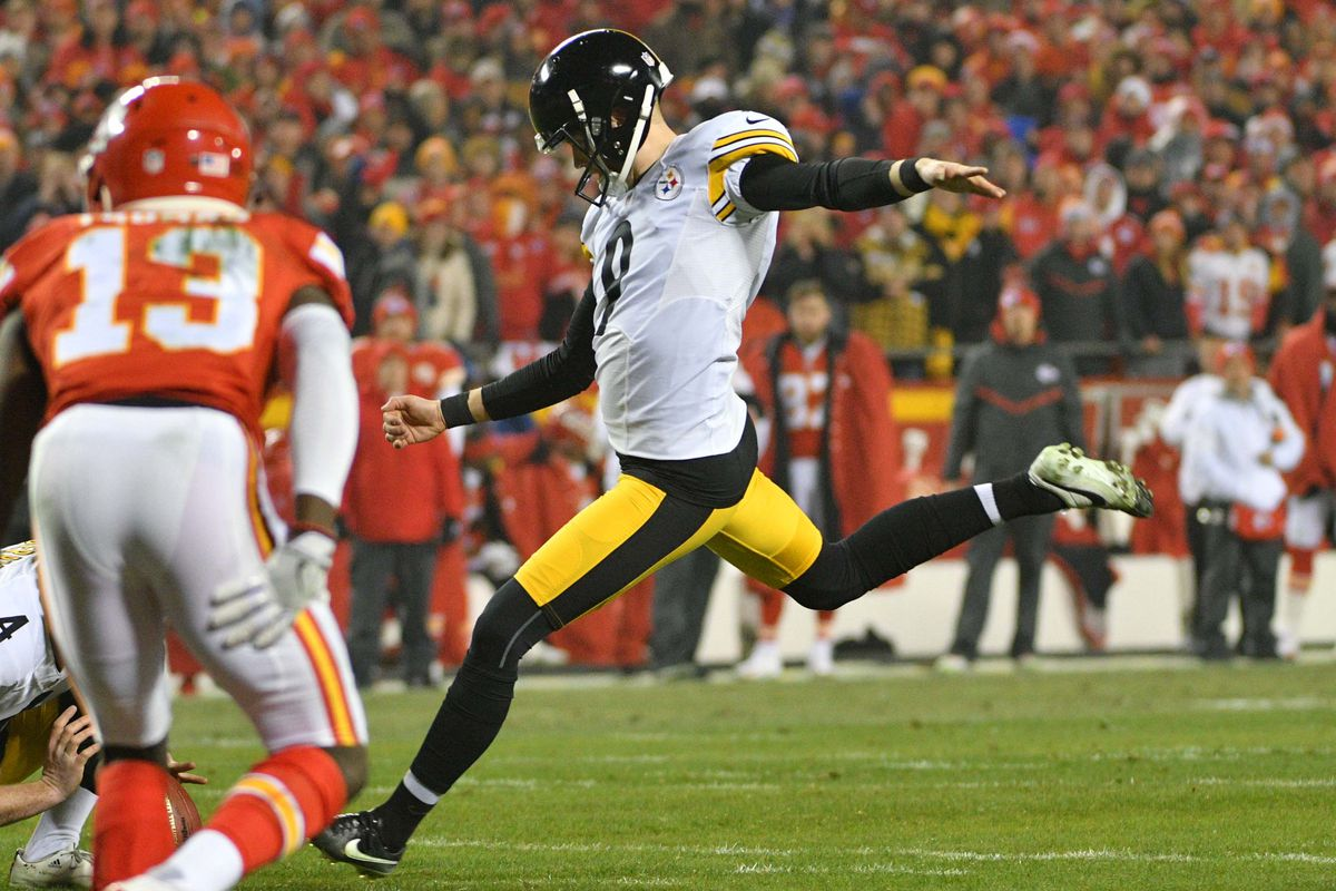 1b6b6b108 Steelers vs. Chiefs 2017 live updates: Scores, highlights, and news from  NFL playoffs