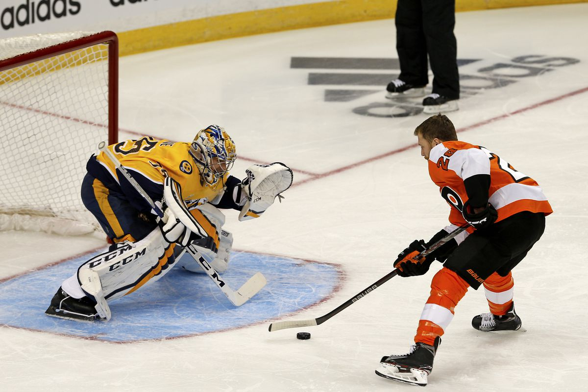 fa2be25e74 Nashville Predators vs. Philadelphia Flyers: Will the Road Woes ...