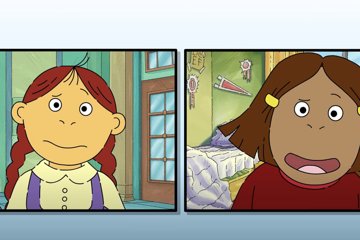 'Arthur: Wearing a mask' encourages children to keep their friends safe.