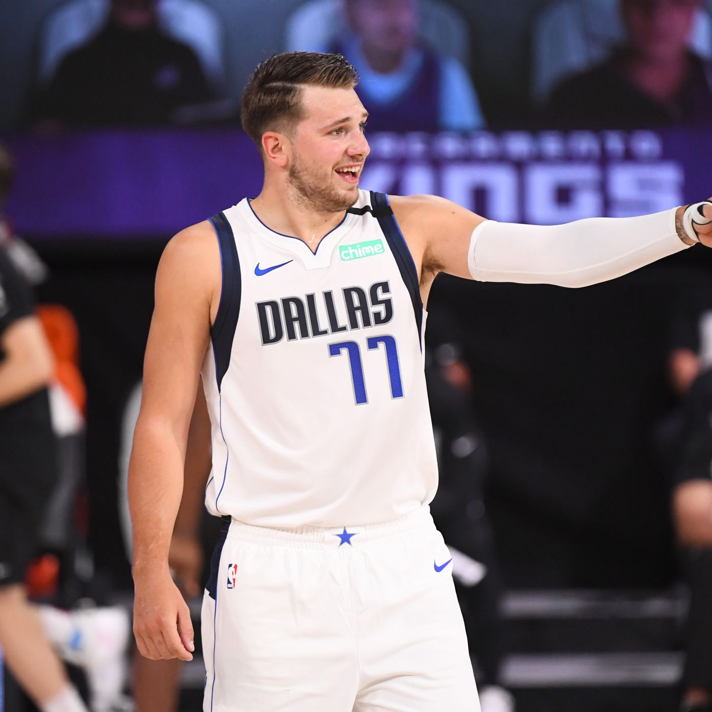 Luka Doncic Given A Special Reminder In The Nba Bubble Mavs Moneyball