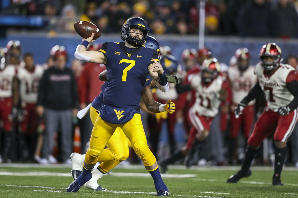 West Virginia Qb Will Grier Will Not Play Against The Syracuse