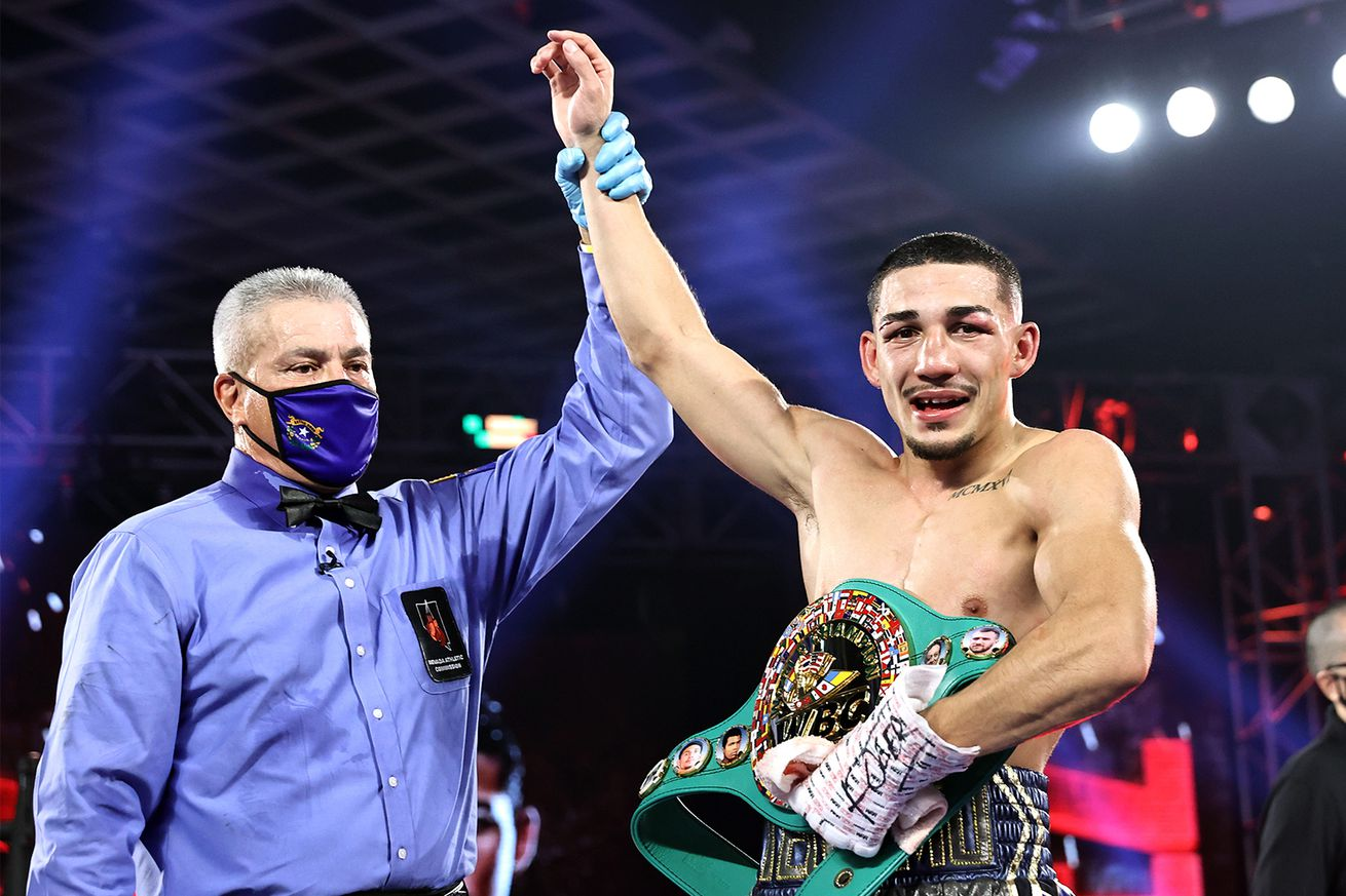 1280839657.0 - Fan Q&A with Teofimo Lopez