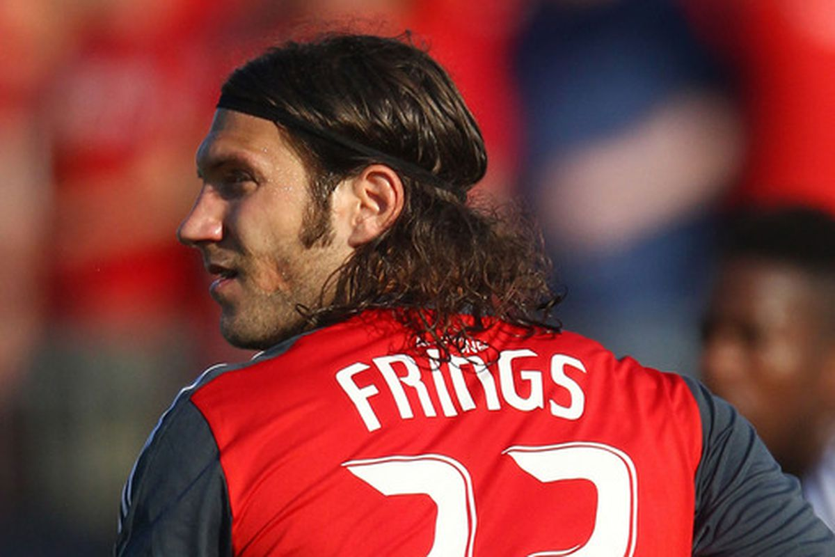 Can Frings be relied upon to be TFC's midfield stalwart in 2013?