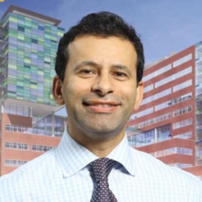 Dr. Martin Makary.