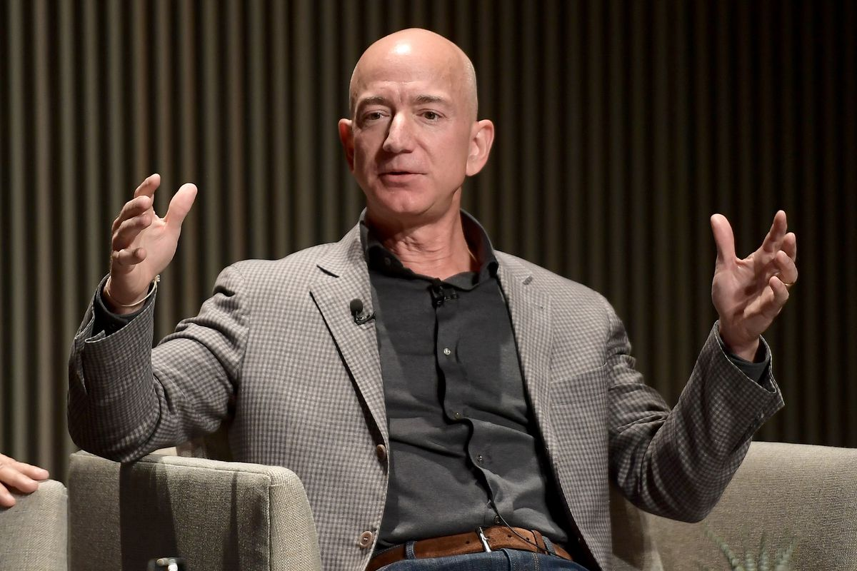 Recode Daily: Jeff Bezos says the National Enquirer threatened him with full-frontal extortion