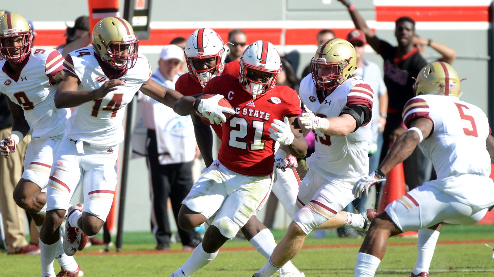 Florida State Vs Nc State How To Watch Game Time Tv