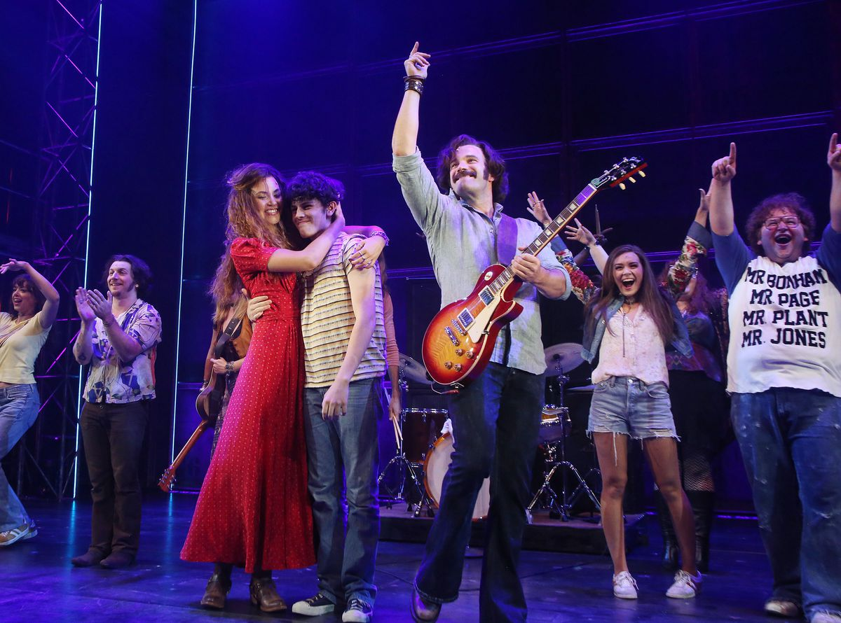 """San Diego Opening Night Of """"Almost Famous"""""""