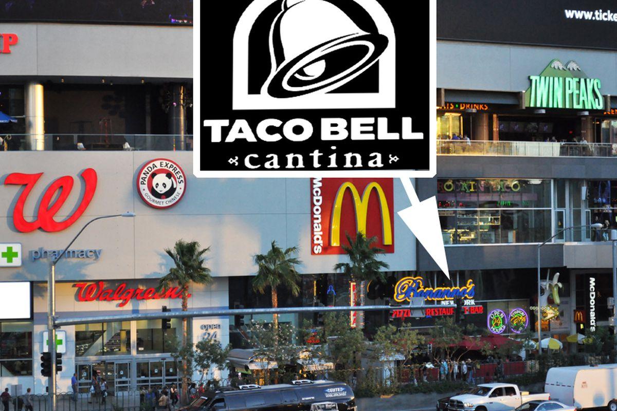 Taco Bell Cantina