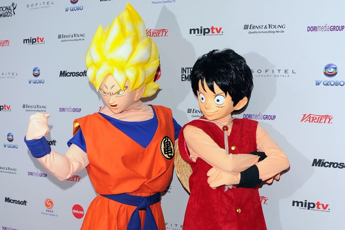 I Wonder If Theyre Carrying Any Senzu Beans Andrew H Walker Getty Images
