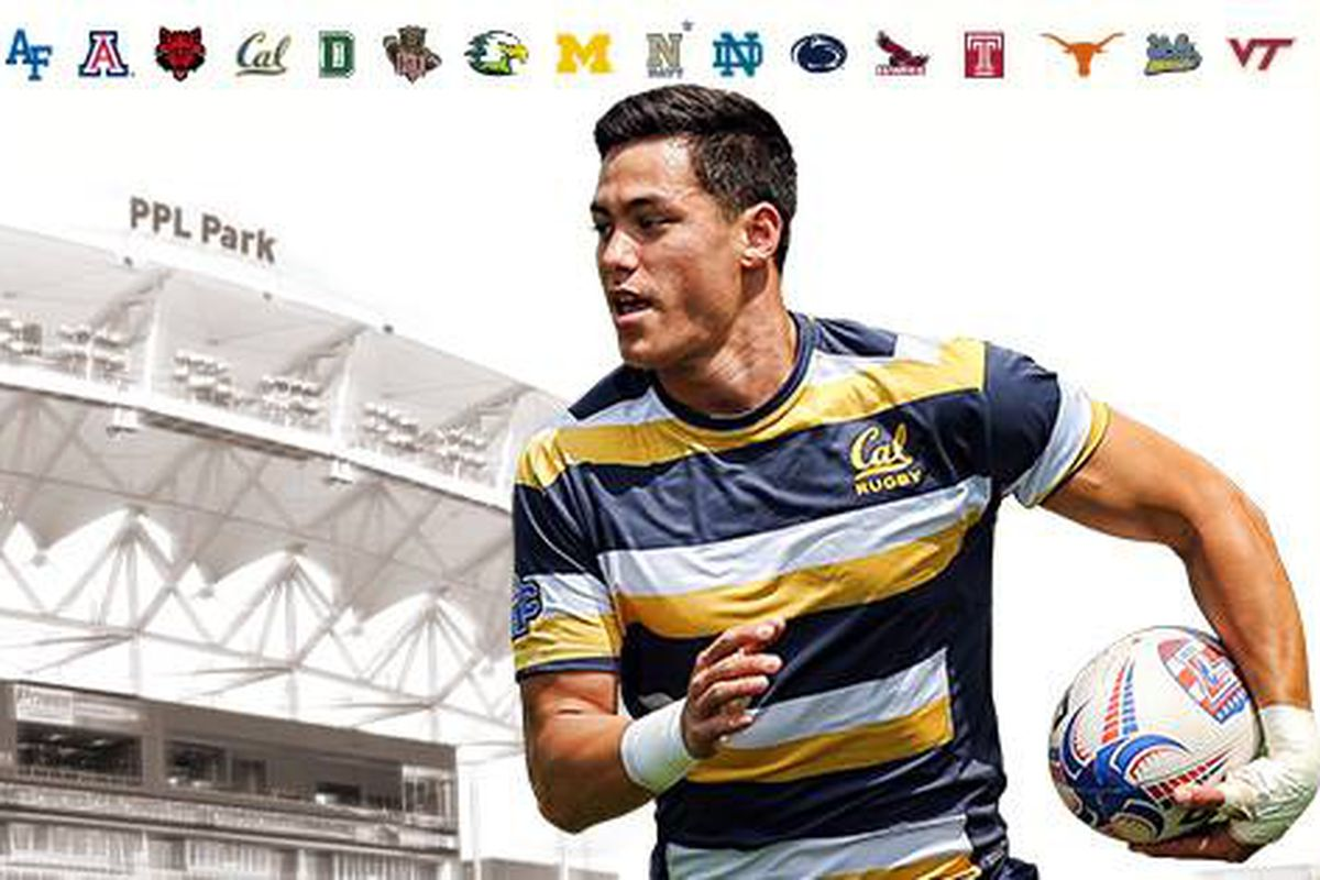 Bears will look to 3-peat at the Collegiate Rugby Championship this weekend.