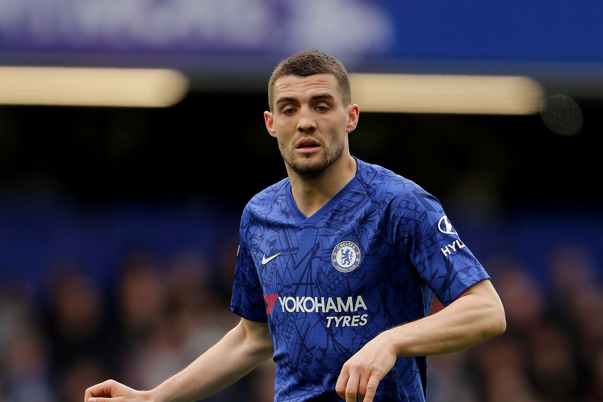the latest ef21f 451cb Chelsea set to complete €45 million move for Mateo Kovacic ...