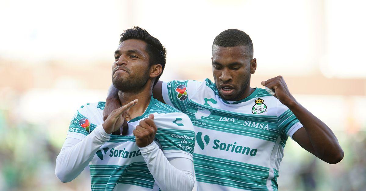 Match preview: Santos Laguna vs. Gallos Blancos de Querétaro