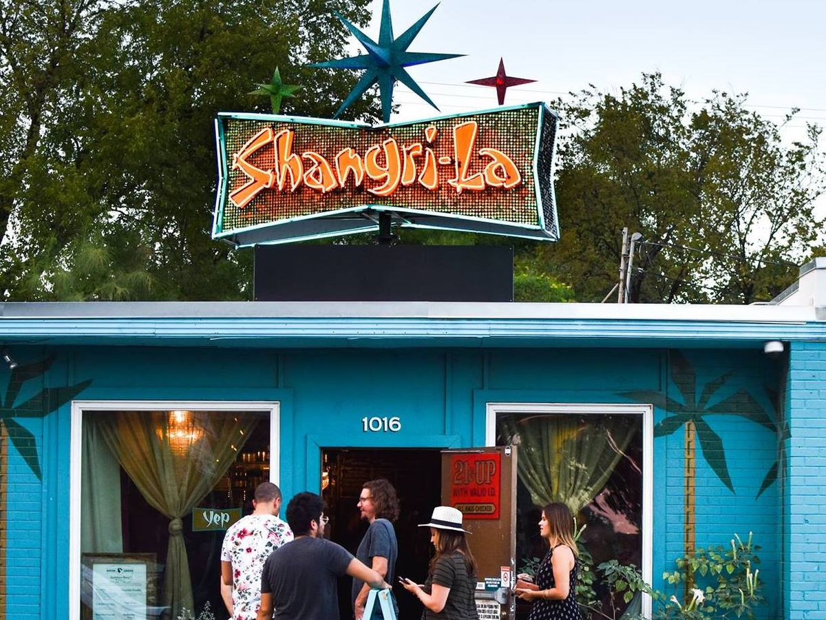 Shangri-La on East Sixth