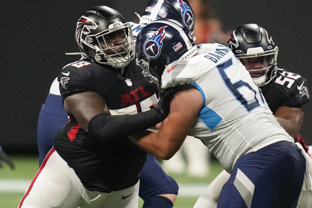 NFL: Tennessee Titans at Atlanta Falcons