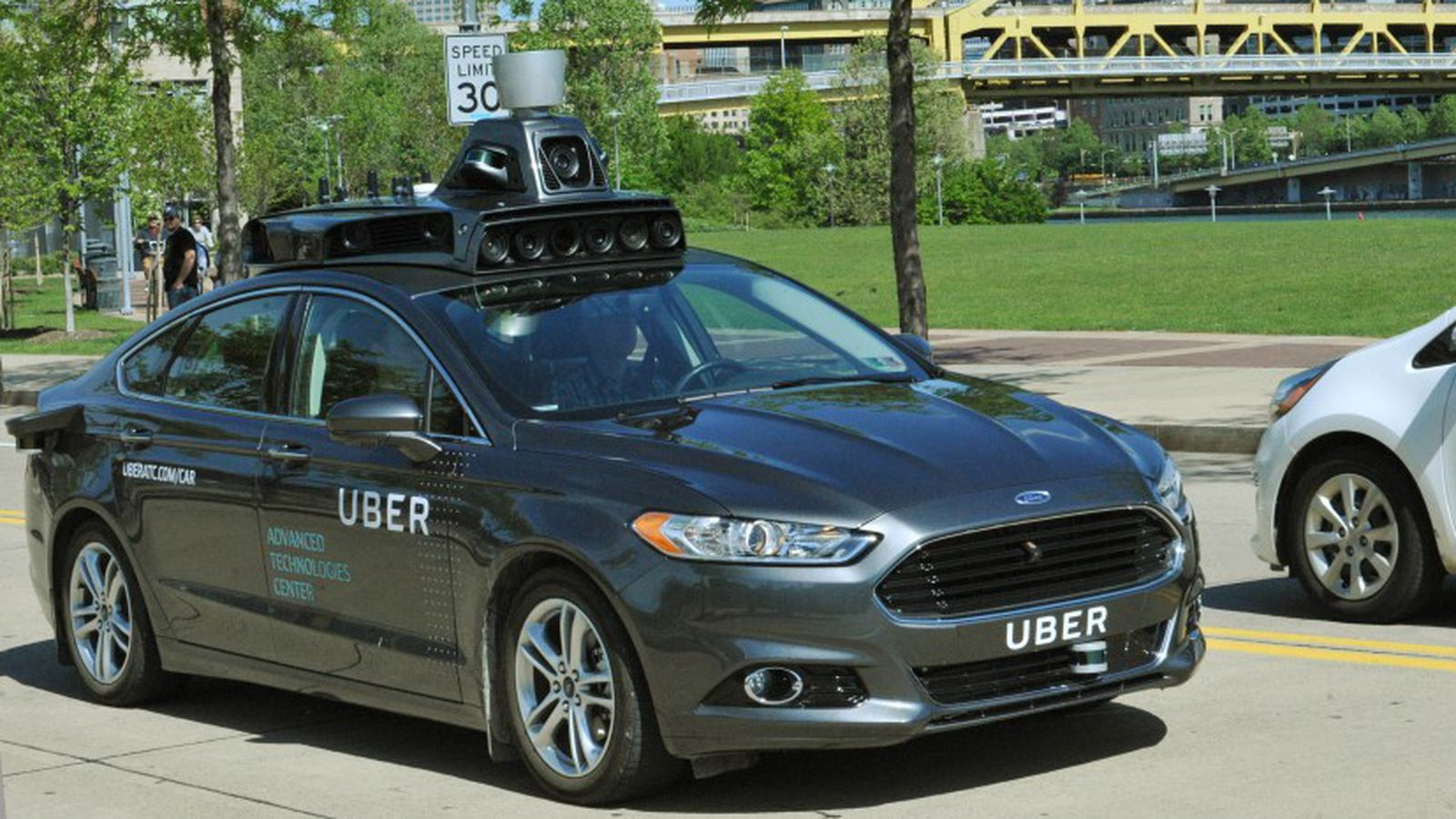 Meet Uber S First Self Driving Car The Verge