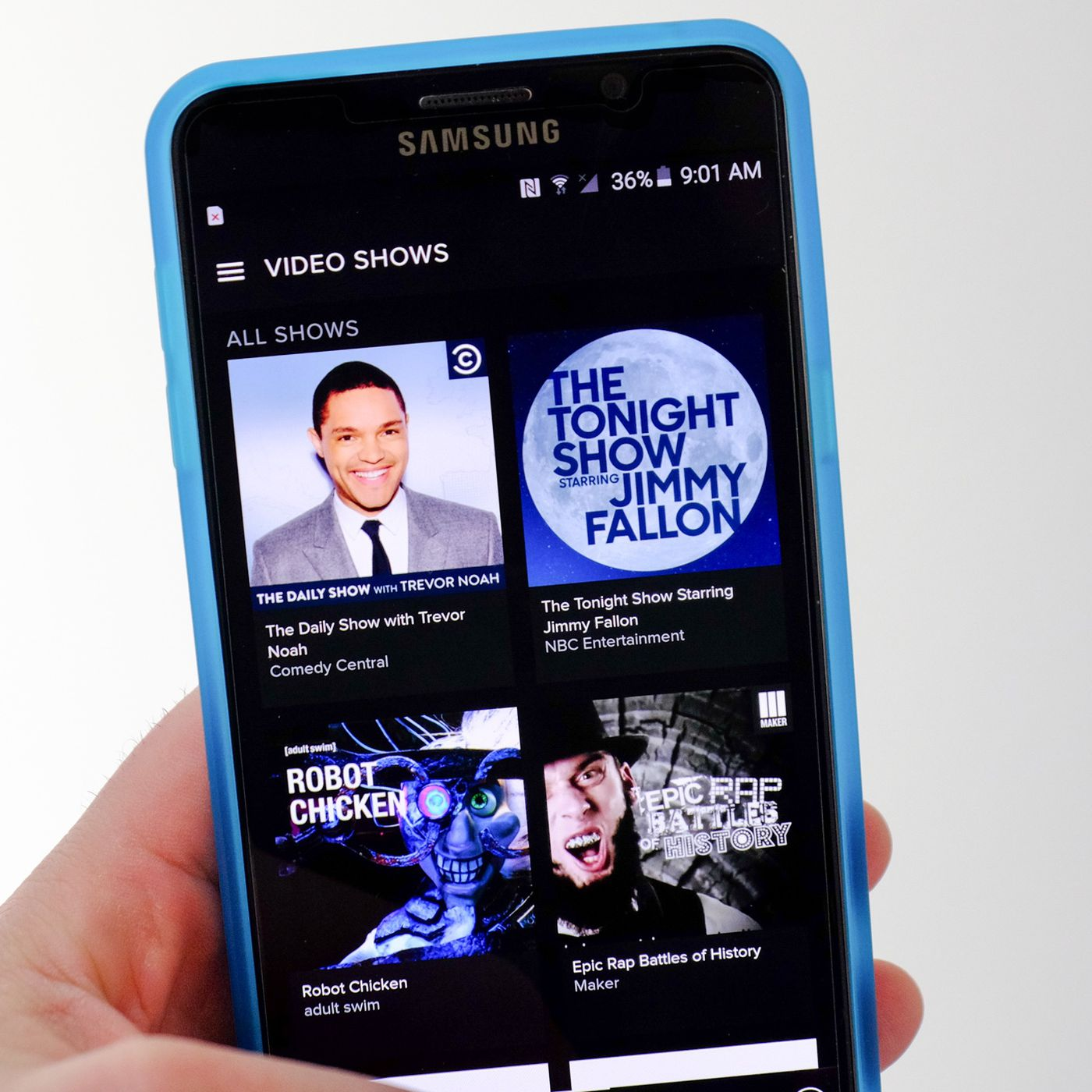 Spotify Is Reportedly Canceling Its Current Slate Of Original Tv Shows The Verge