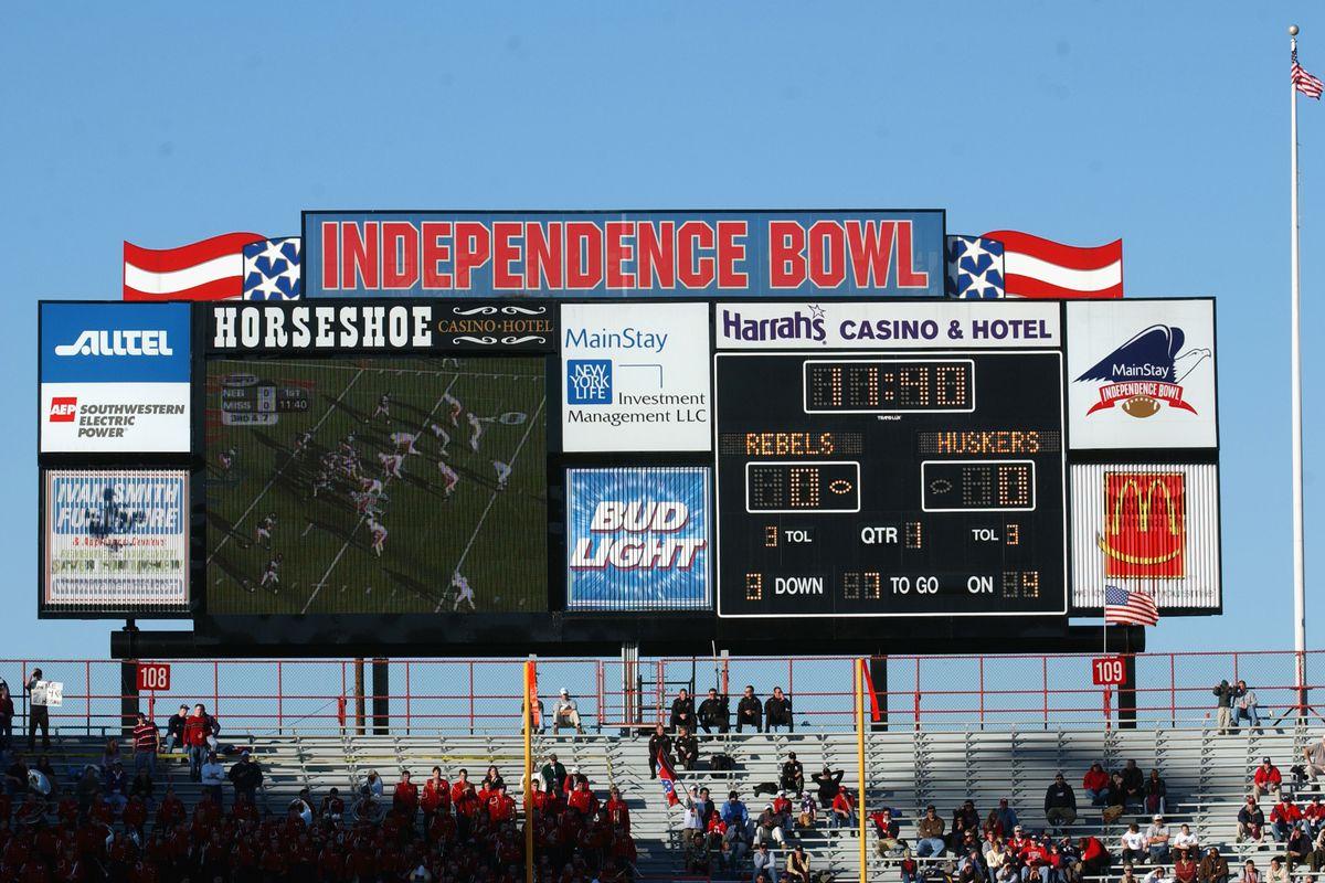 Independence Bowl logo