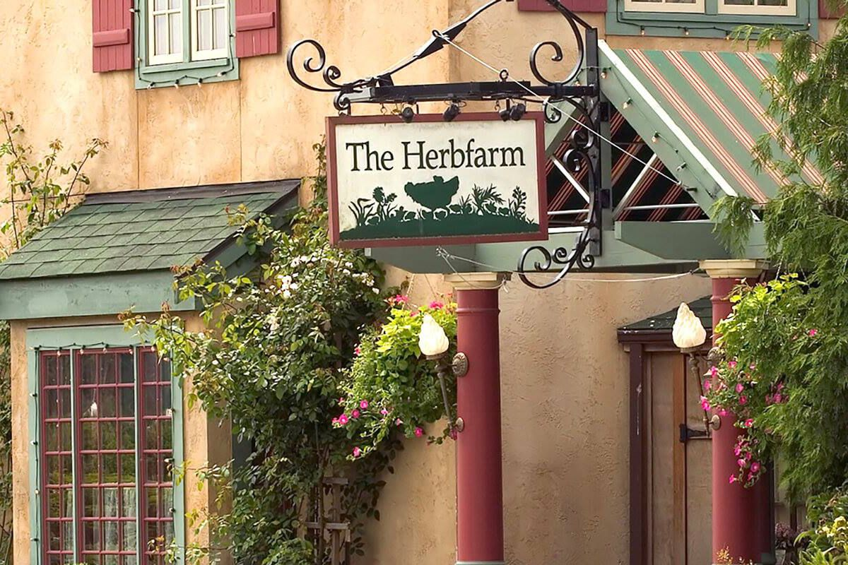 The Herbfarm Woodinvilles Iconic FarmtoTable Restaurant Is For - Seattle farm to table