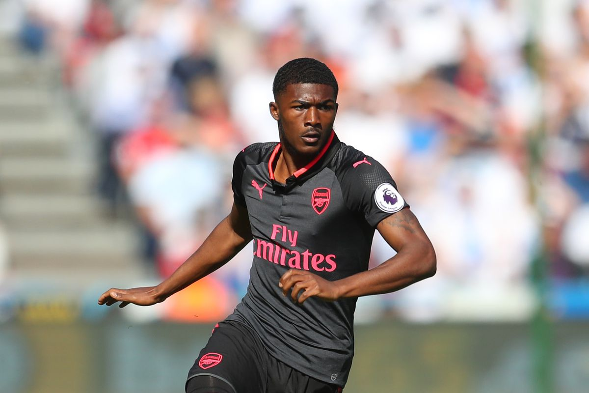 best sneakers d0b86 6df32 Ainsley Maitland-Niles secures his Arsenal future with a new ...