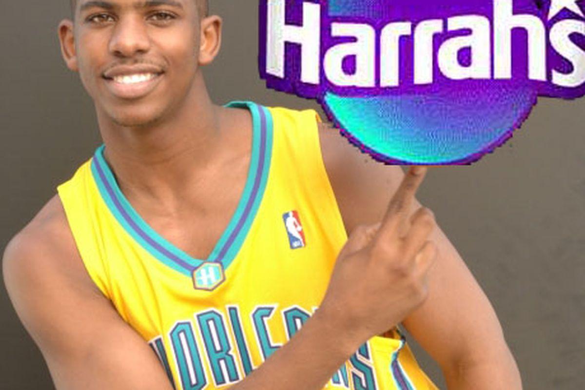 CP3 Harrahs