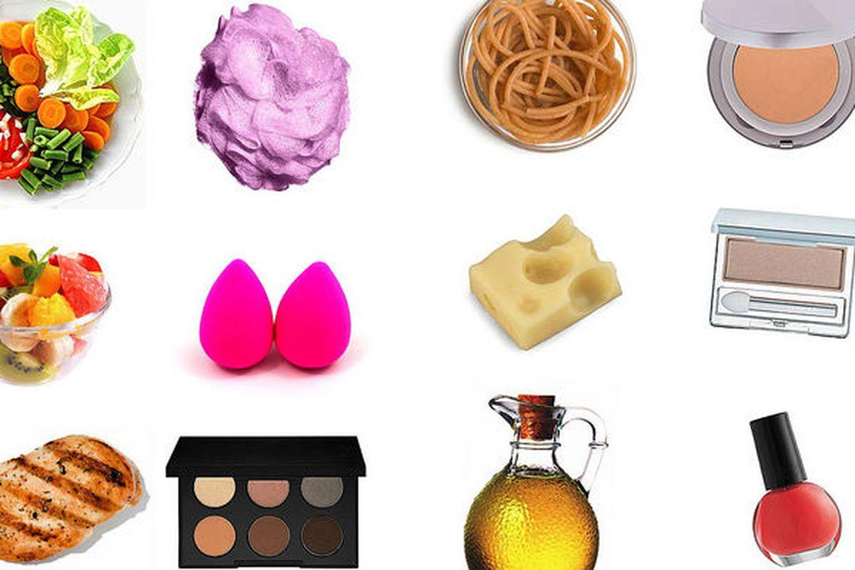 "Graphic via <a href=""http://www.laurenconrad.com/post/shape-up-portion-control-lauren-conrad-diet-tips"">Lauren Conrad</a>"