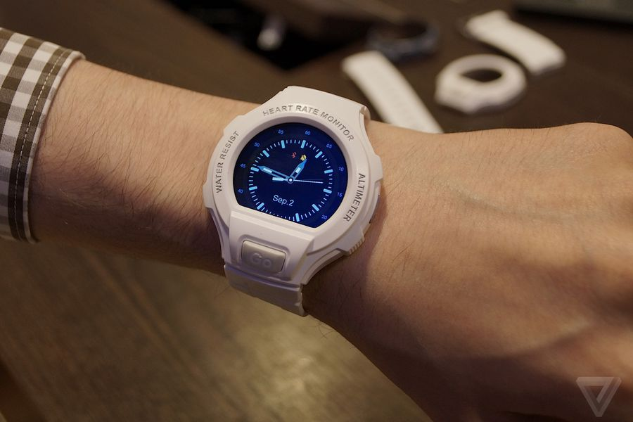 Alcatel envisions the smartwatch as an ugly Casio G-Shock ...