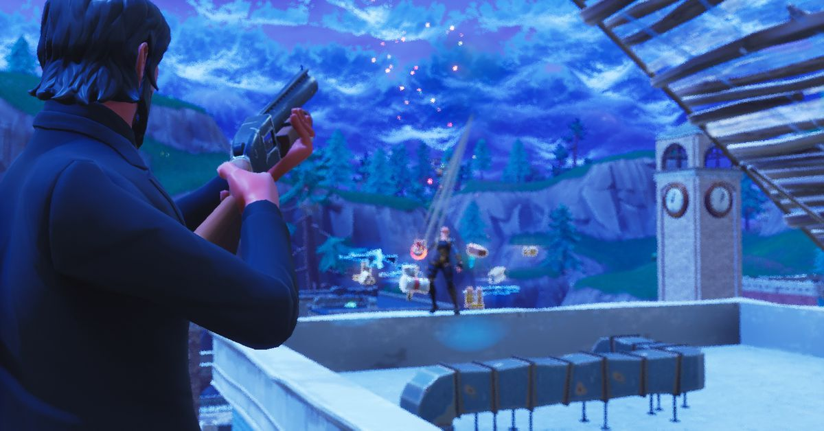 Fortnite's newest patch is coming out a little later than we expected