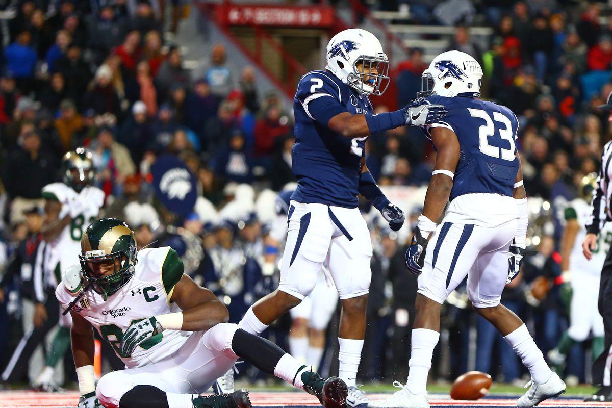 NCAA Football: Arizona Bowl-Nevada vs Colorado State