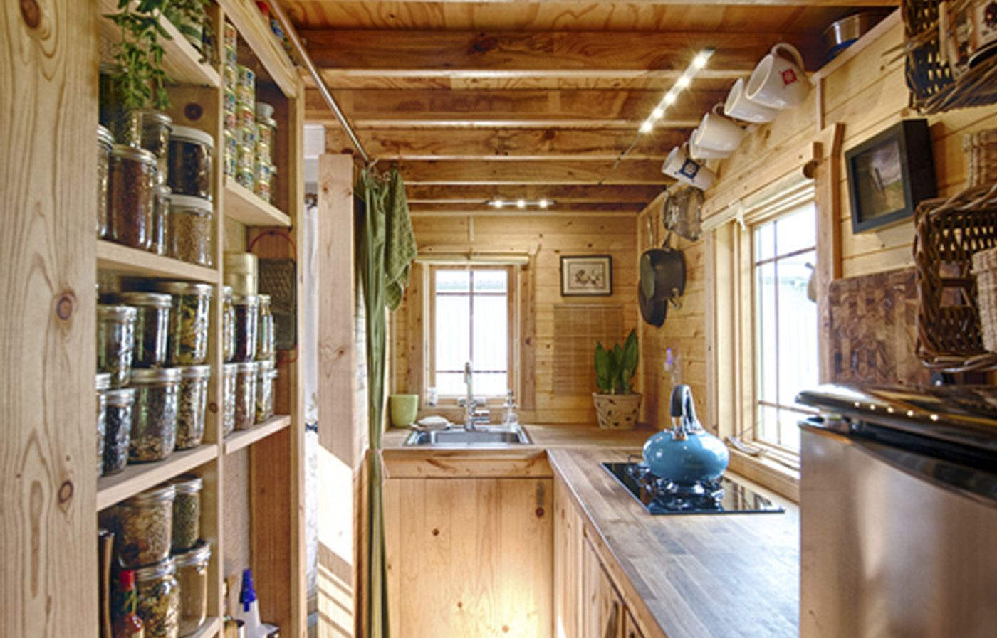 8 Tiny Houses That Have More Storage Than Your House This Old House