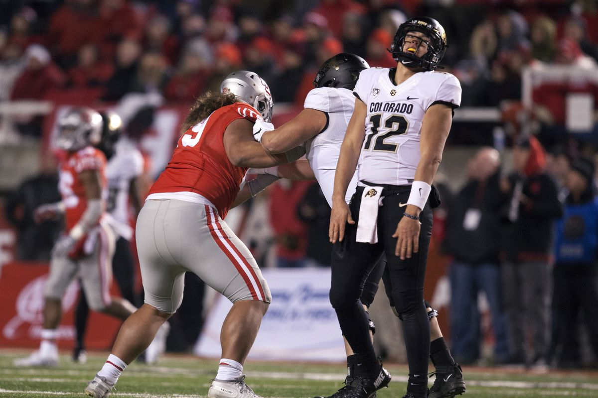 No. 6 Utah defeats Colorado in Rumble of the Rockies, 45-15 - The ...