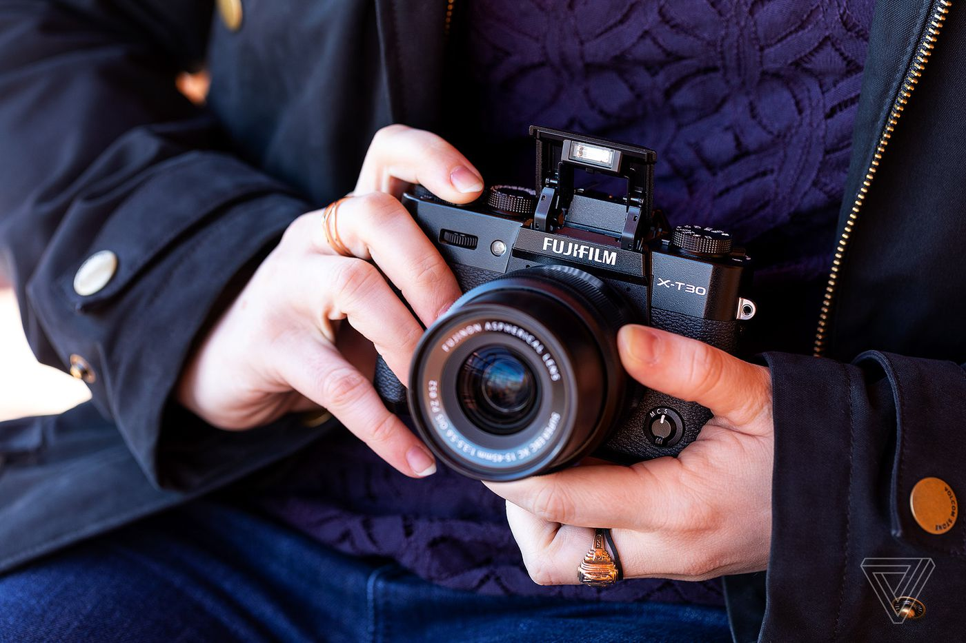 Gadget Place Compact Design Hand Strap for Fujifilm X-T30