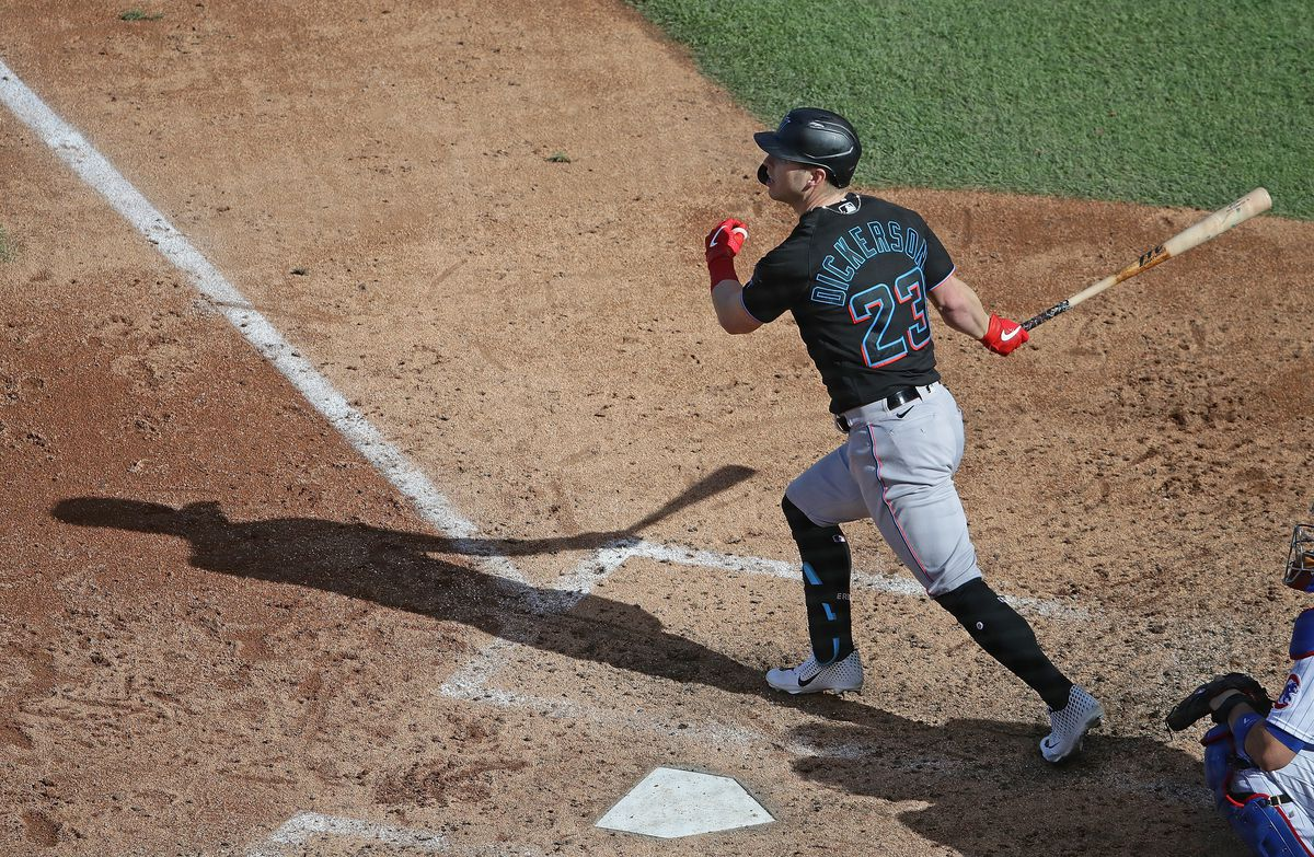 Wild Card Round - Miami Marlins v Chicago Cubs - Game Two