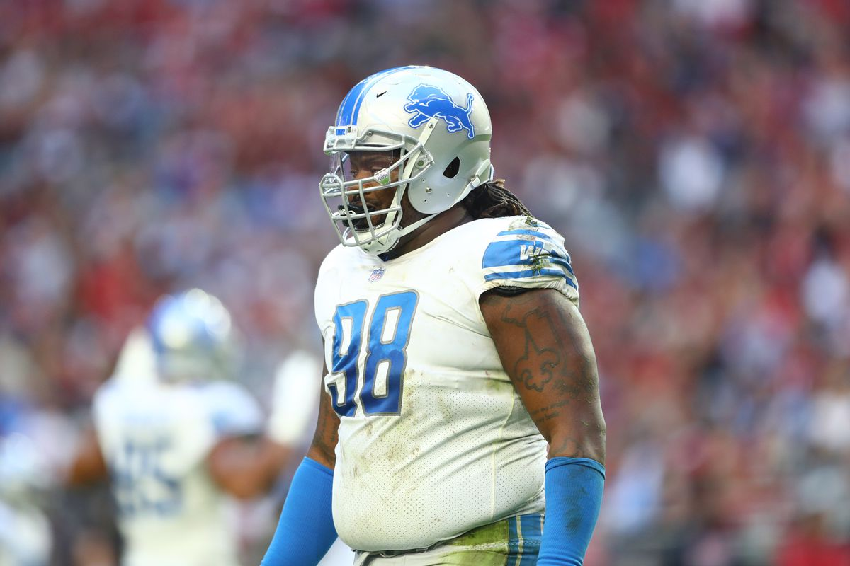 b040813b Report: Damon Harrison will report to Lions training camp - Pride Of ...