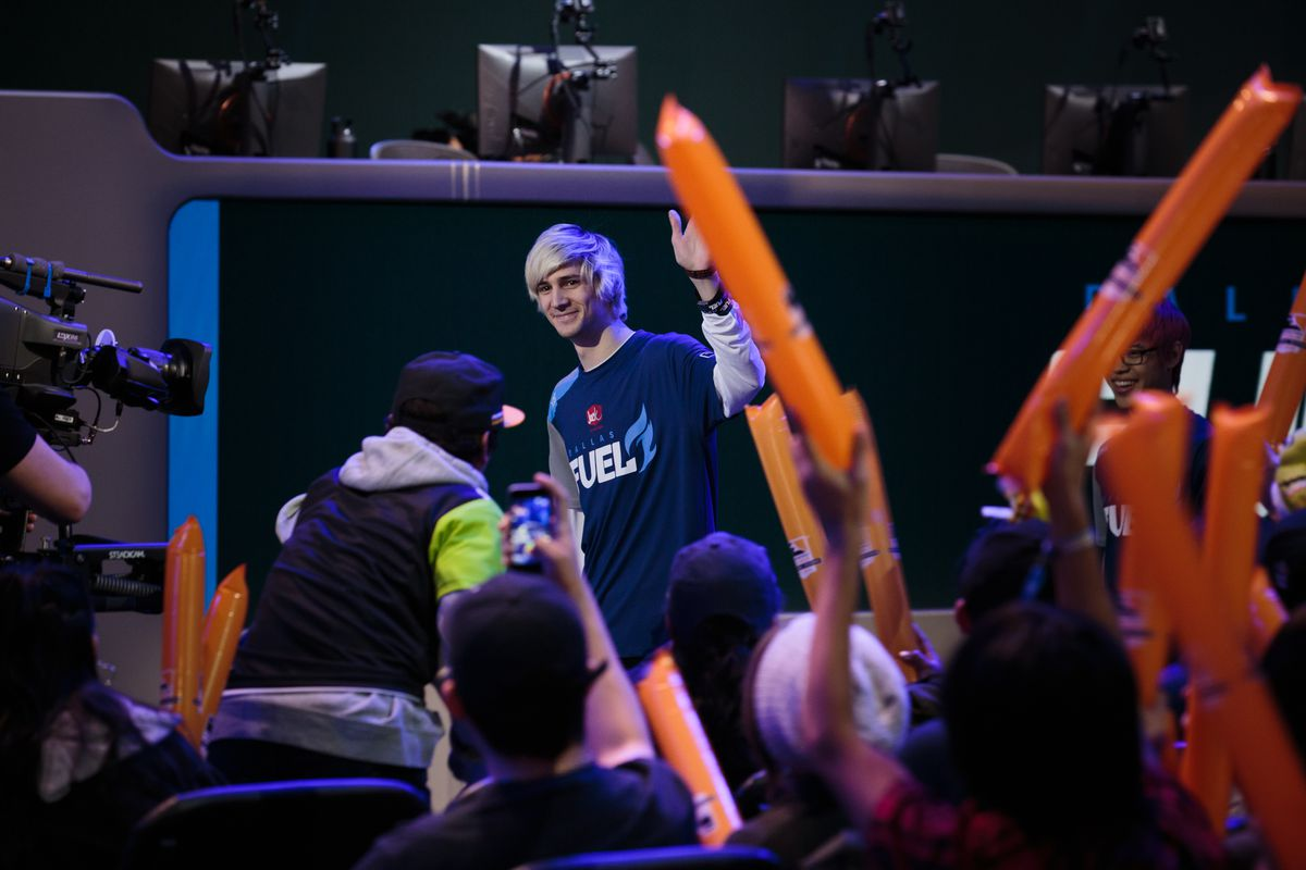 xqc and dallas fuel part ways after long streak of