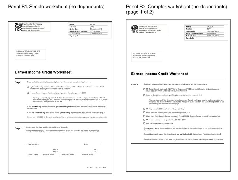 Heres an amazingly simple way to cut poverty Vox – Eitc Worksheet