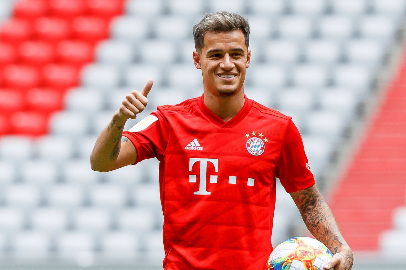 Coutinho hopes to stay at Bayern ?for a long time?