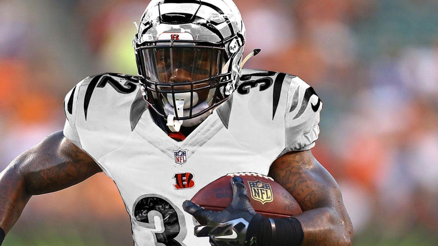 Is this the Bengals NFL Color Rush uniform - Cincy Jungle